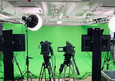 green screen studio KL
